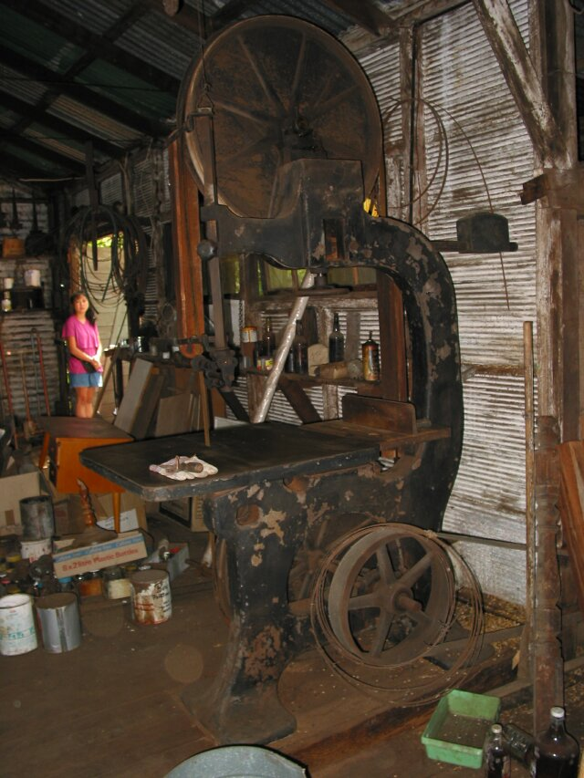 The Ways Of Old Woodworking Machines
